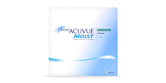 1-DAY ACUVUE® MOIST MULTIFOCAL, 90 pack $117.99