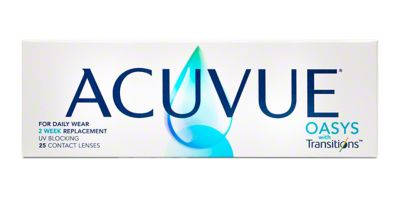 ACUVUE® OASYS with Transitions™ 25 Pack main image
