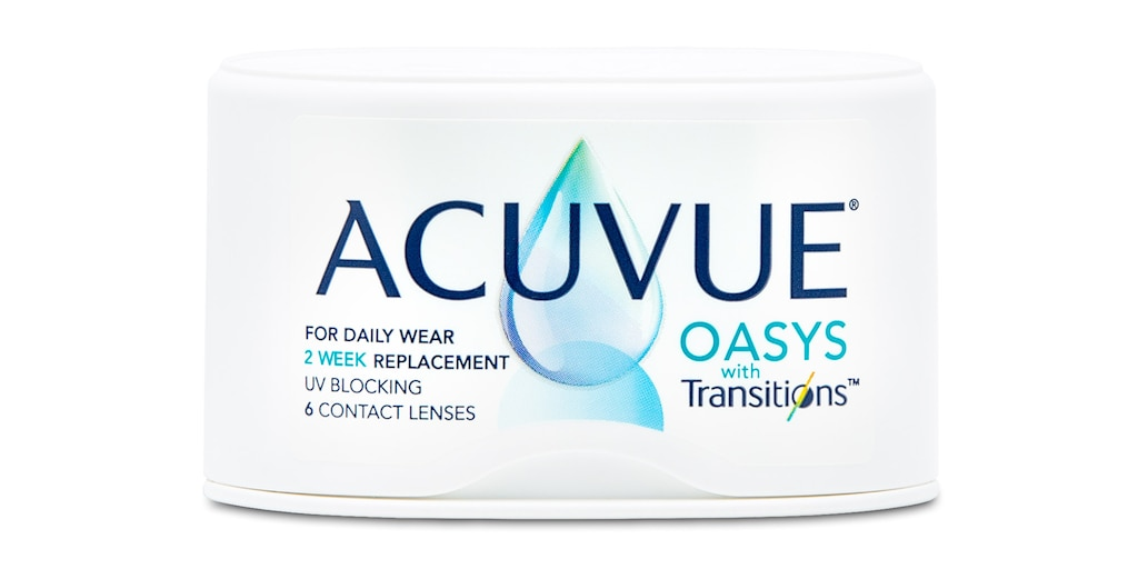 ACUVUE OASYS® with Transitions™ - 6 Pack main image