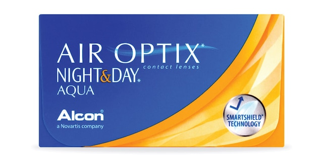 AIR OPTIX® NIGHT & DAY® AQUA -  Paquete de 6 $89.99
