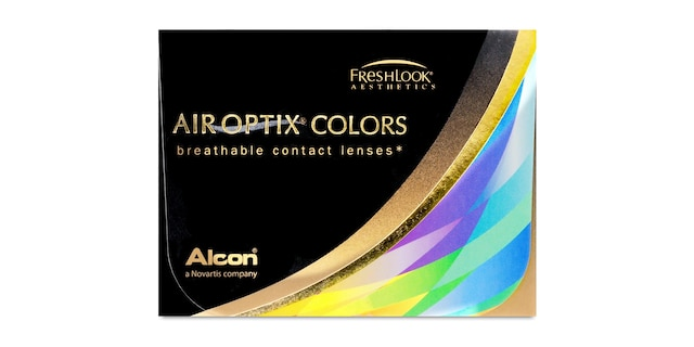 AIR OPTIX COLORS Paquete de 2 $40.99