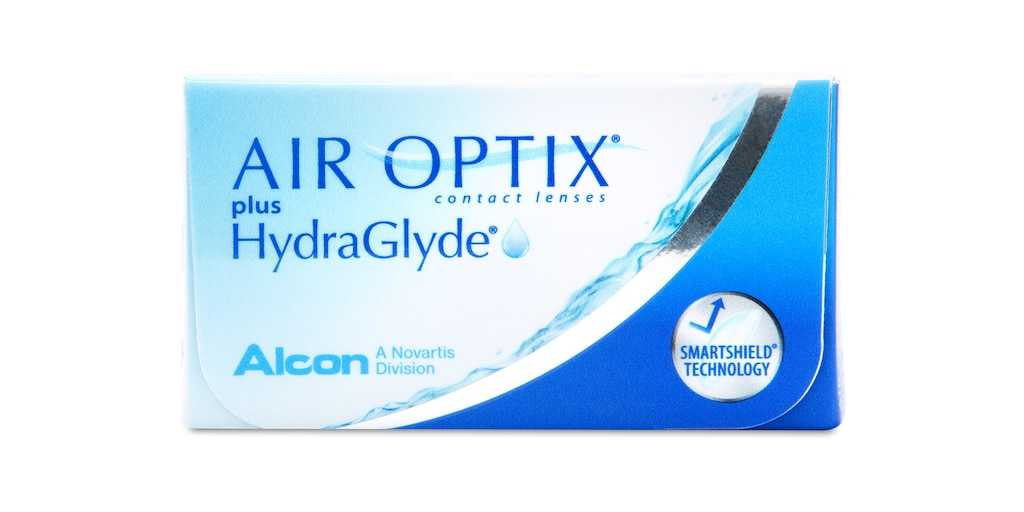 Air Optix plus HydraGlyde 6 Pack main image