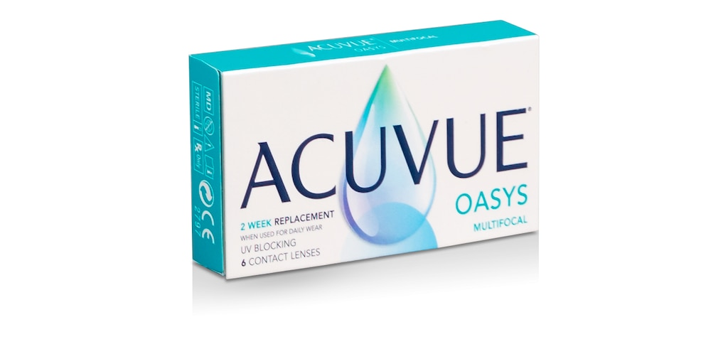 ACUVUE® OASYS Multifocal - 6 Pack main image