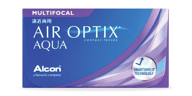 AIR OPTIX® AQUA Multifocales -  Paquete de 6 $95.99