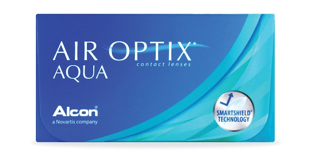 AIR OPTIX® AQUA -  Paquete de 6 $67.99