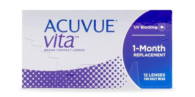 ACUVUE© VITA 12 PACK $119.99
