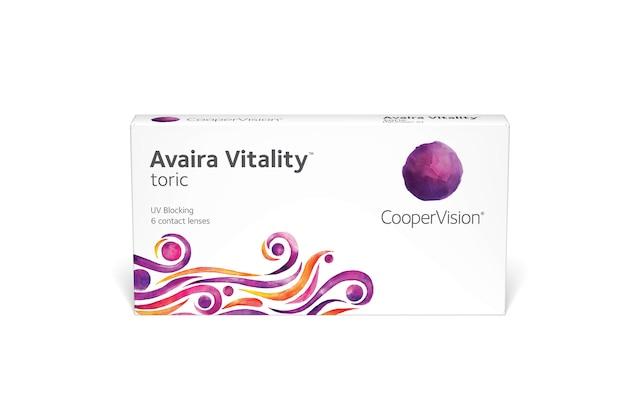 Avaira Vitality Toric - 6 Pack $46.99