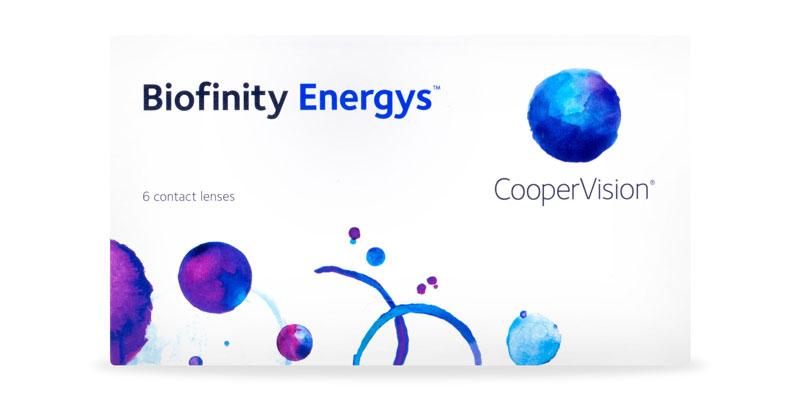 Biofinity Energys 6 Pack main image
