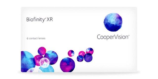 Biofinity XR 6 Pack $64.99