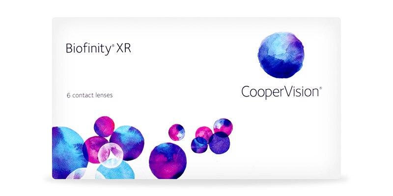 Biofinity XR 6 Pack main image