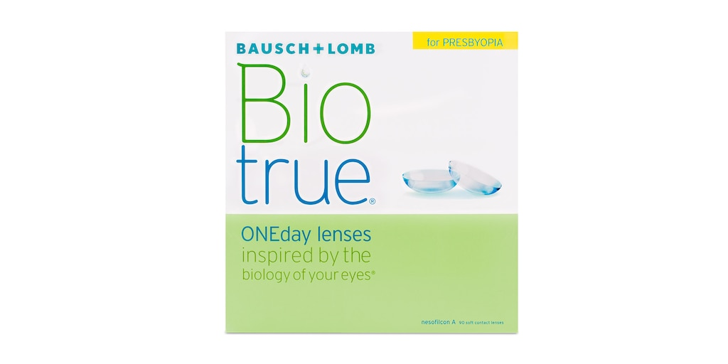 Biotrue ONEDay for Presbyopia 90 Pack main image
