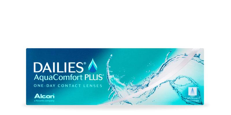 DAILIES® AquaComfort Plus® -  30 Pack main image