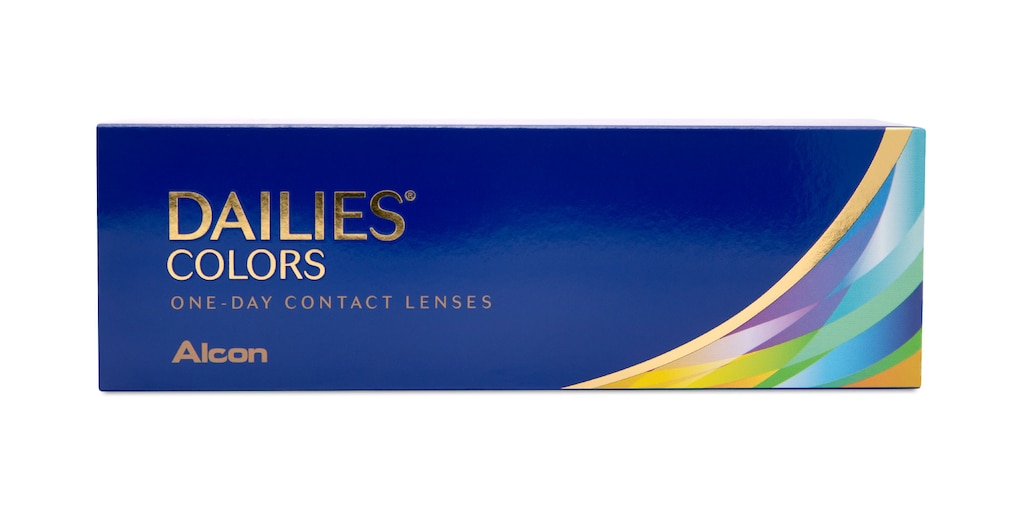 DAILIES® COLORS 30 PACK main image