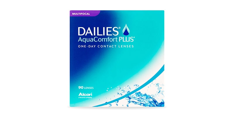 DAILIES® AquaComfort Plus® Multifocal - 90 Pack main image
