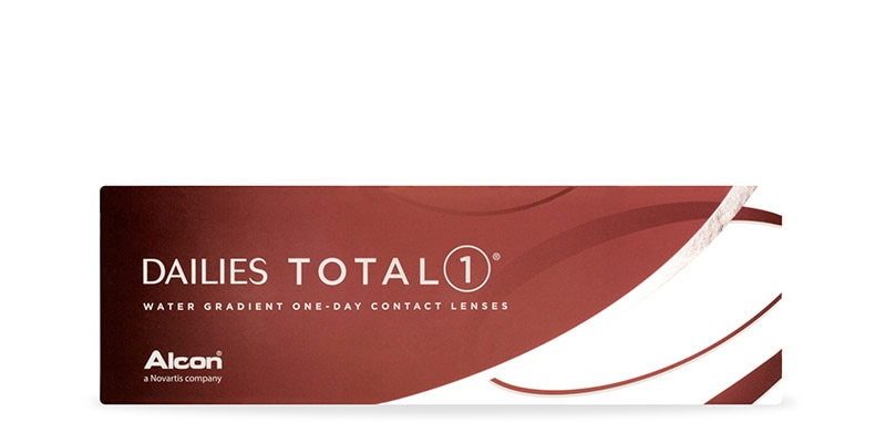 DAILIES TOTAL1® -  30 Pack main image