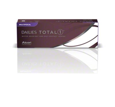 DAILIES TOTAL 1 MULTIFOCAL 30 PK main image