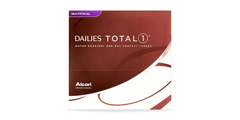 DAILIES TOTAL 1 MULTIFOCAL 90 PK main image