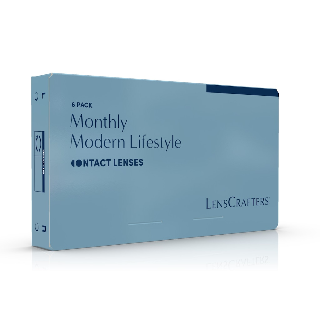 Lenscrafters Monthly Modern Lifestyle 6 Pack main image