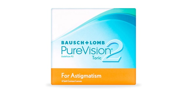 PureVision 2 for Astigmatism - 6 Pack $65.99