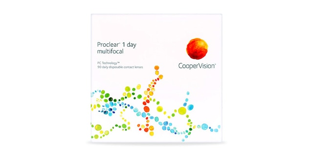 Proclear 1 Day Multifocal 90 Pack $99.99