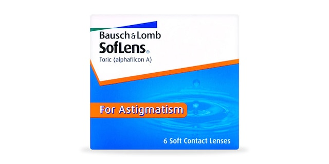 SofLens Toric - 6 Pack $54.99