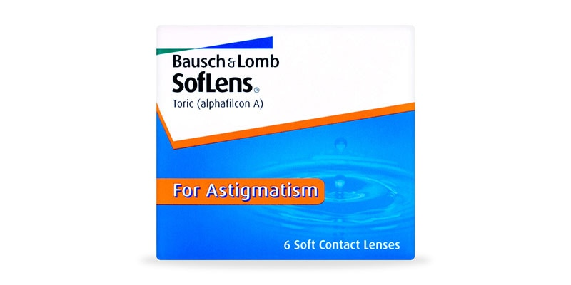Soflens Daily For Astigmatism - 30 pack main image