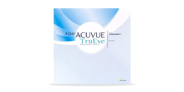 1-DAY ACUVUE® TruEye®, 90 pack $114.99