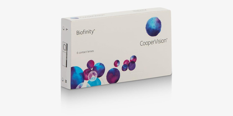 BIOFINITY EW 6PK Contact Lenses