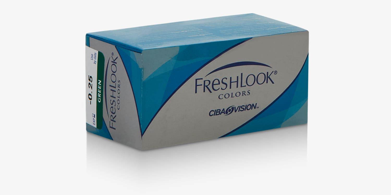 FreshLook® COLORS -  Paquete de 6 lentes de contacto