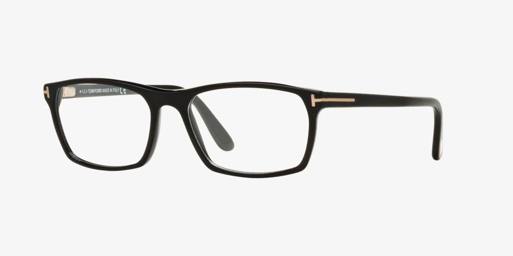 Tom Ford FT5295 Matte Black Eyeglasses