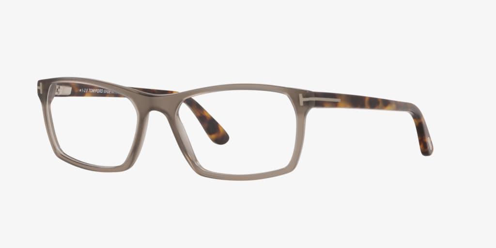 Tom Ford FT5295 020 Tortoise Grey Eyeglasses