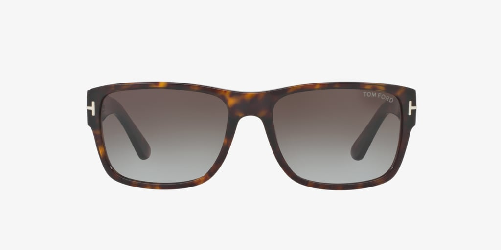 Tom Ford FT0445 MASON 58 Tortoise Sunglasses