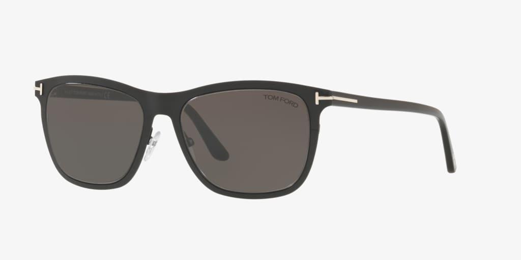 Tom Ford ALASDHAIR 55 Black Sunglasses