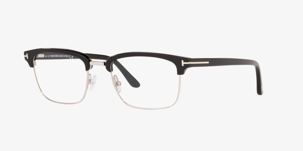 Tom Ford FT5504 Black Eyeglasses