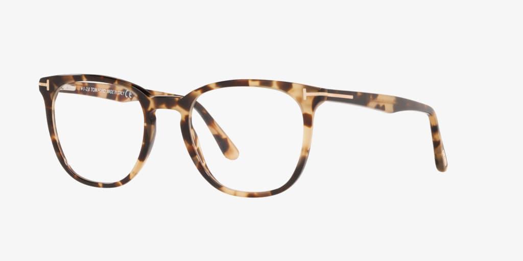 Tom Ford FT5506 Tortoise Eyeglasses