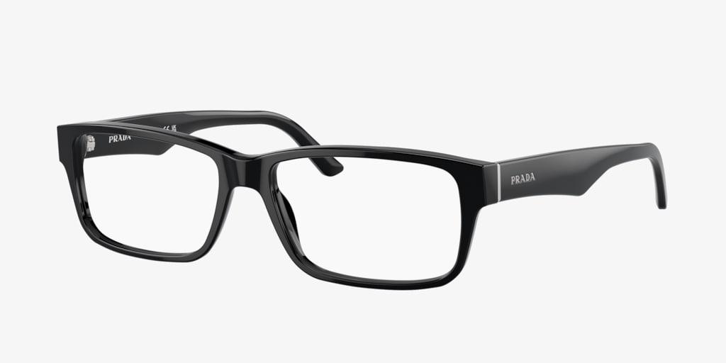 Prada PR16MV Gloss Black Eyeglasses