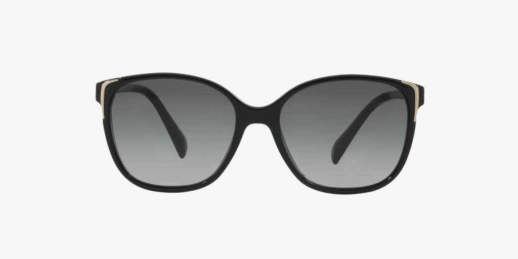 Prada PR 01OS 55 CONCEPTUAL Black Sunglasses