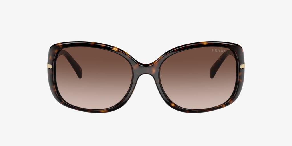 Prada PR 08OS Tortoise Sunglasses