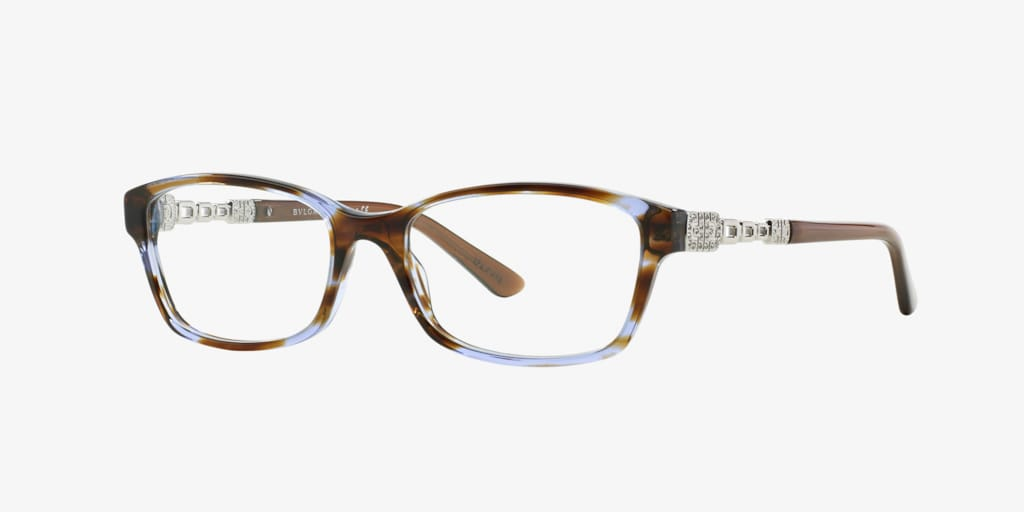 Bulgari BV4061B Pink/Purple Eyeglasses