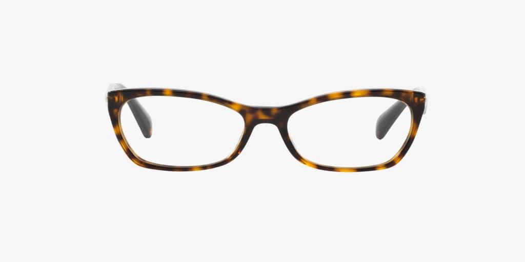 Prada PR 15PV Tortoise Eyeglasses