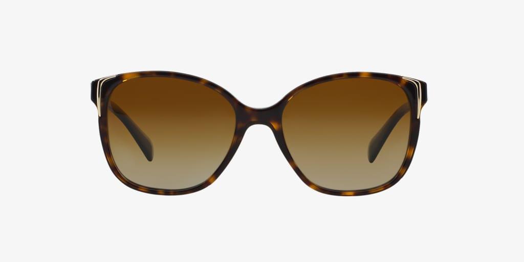 Prada PR 01OS 55 CONCEPTUAL Havana Sunglasses