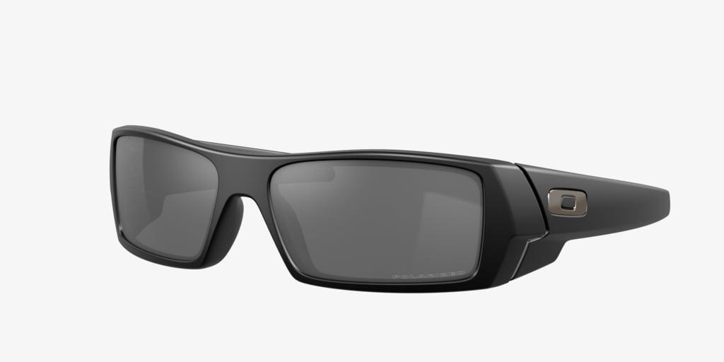 Oakley OO9014 61 GASCAN Matte Black Sunglasses