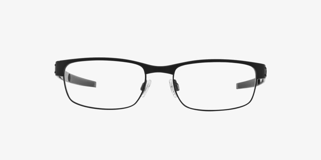 Oakley OX5038 METAL PLATE Matte Black Eyeglasses