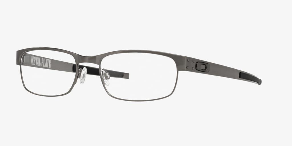 Oakley OX5038 METAL PLATE Silver Eyeglasses