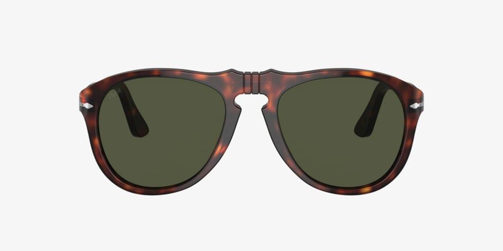 Persol PO0649 54 Havana Sunglasses