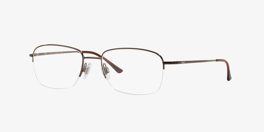 Polo Ralph Lauren PH1001 Shiny Brown Eyeglasses