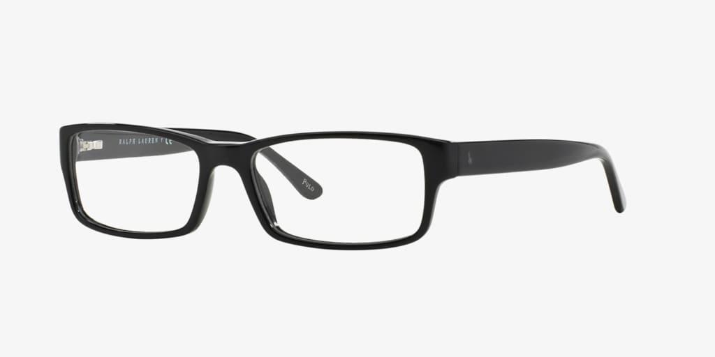 Polo Ralph Lauren PH2065 Shiny Black Eyeglasses