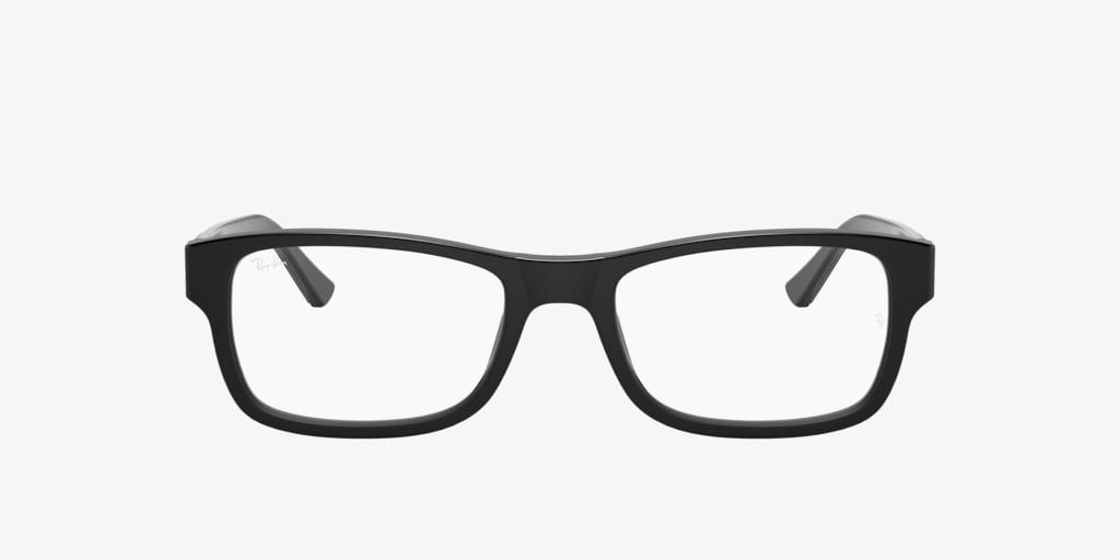 Ray-Ban RX5268 Matte Black Eyeglasses