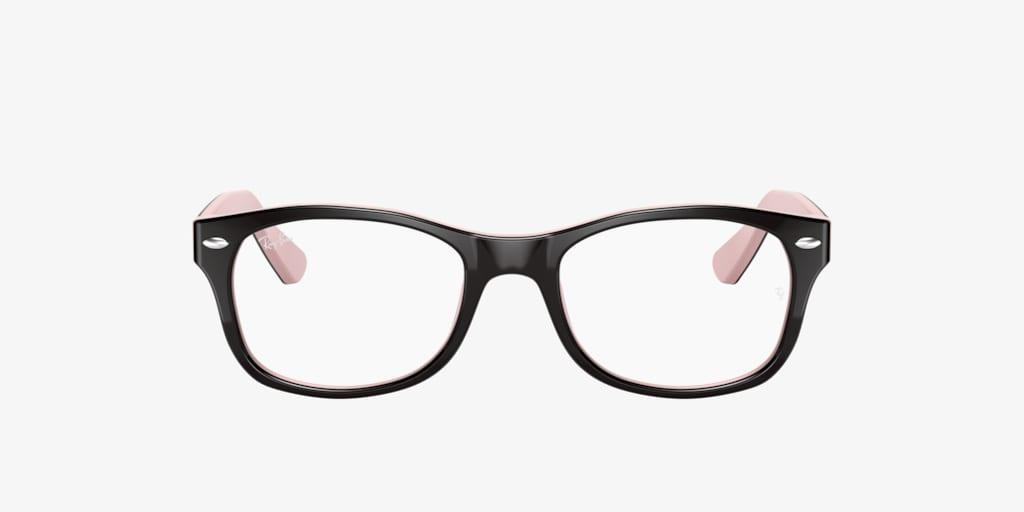 Ray-Ban Jr RY1528 Havana On Opal Pink Eyeglasses
