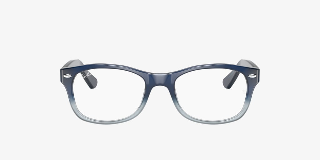 Ray-Ban Jr RY1528 Opal Blue Eyeglasses